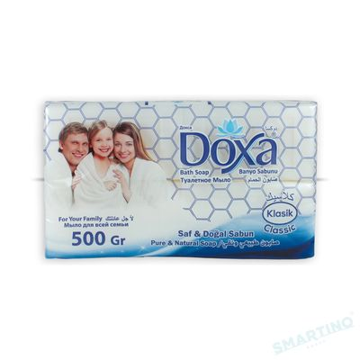 Sapun universal DOXA 4x125gr. Alb