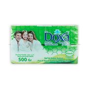 Sapun universal DOXA 4x125gr. Verde