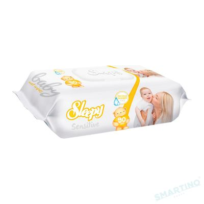 Servetele umede SLEEPY 90 Premium Sensitive