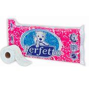 Туалетная бумага PERFETTO Lux 120 листов 10 шт