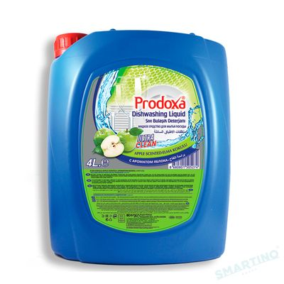 Detergent vase PRODOXA 4L. Apple