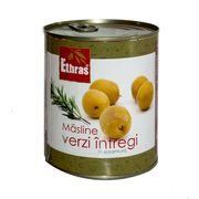 Măsline verzi intregi ETHRAS 800gr.