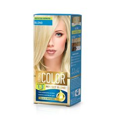 Краска для волос AROMA Color Blond 45 мл