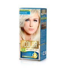 Краска для волос AROMA Color Ice Blond 45 мл
