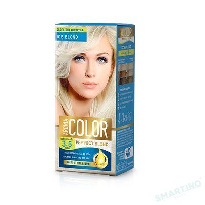 Vopsea pentru par AROMA Color Ice Blond 45 ml