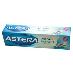 Pasta de dinti ASTERA ACTIV +  Active 3 Fresh Mint 100ml