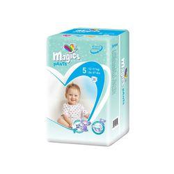 Scutece Chilotel Magics Air Tubes Marime 5 Junior, 12-17kg, 20 bucati