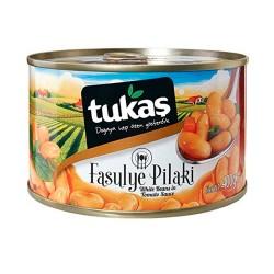 Белая фасоль в томатном соусе TUKAS 400гр.