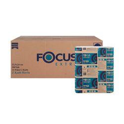 Servetele FOCUS Extra pentru dispenser in forma Z 200 buc