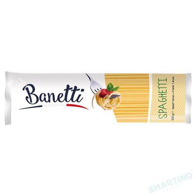 Paste Spaghetti din Grau Dur Banetti 500gr