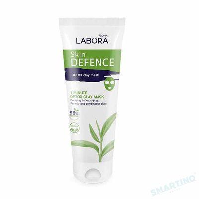 Masca de fata Labora Defence 1 Min Detox 75 ml