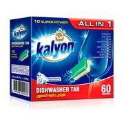 Tablete petru masina de spalat vase KALYON 60 buc 1200gr