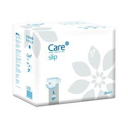 Подгузники для взрослых CARE Slip Plus 5.5 кап. L 110 - 145 см, 28 шт