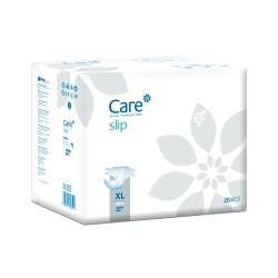 Scutece Adulti CARE Slip Plus 5.5 Picaturi, XL 120 - 165 cm, 28 bucati
