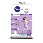 Absorbante Sleepy Natural Night Soft 7 pic 20 buc