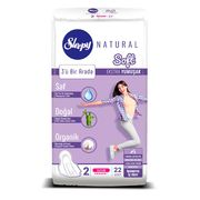 Absorbante Sleepy Natural Long Soft 6 pic 22 buc