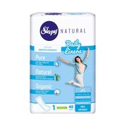 Absorbante Sleepy Natural Daily Normal 40 buc