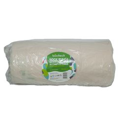 Биоразлагаемые пакеты для фруктов 400 шт. в рулоне