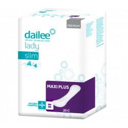Прокладки урологические DAILEE LADY PREMIUM SLIM Maxi Plus 6 кап. 28 шт.