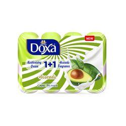 Sapun de toaleta DOXA 4x85gr. Avocado, Ecopack