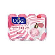 Sapun de toaleta DOXA 4x85gr. Romance, Ecopack