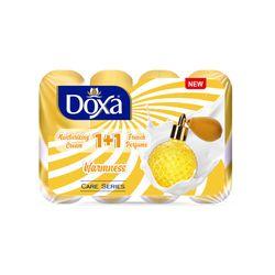 Sapun de toaleta DOXA 4x85gr. Warmness, Ecopack