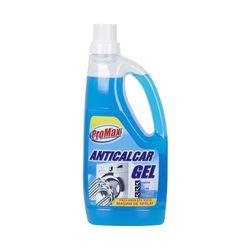 Solutie anticalcar ProMax, tip gel, pentru prelungirea vietii masinii de spalat - 1L