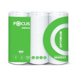 Prosoape de bucatarie FOCUS 2 Str, 90 Foi, 6 role