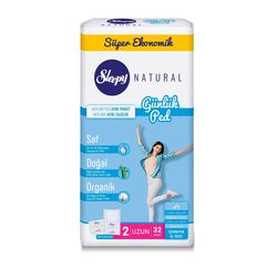 Absorbante Sleepy Natural Daily Long 32buc