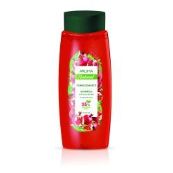 Șampon pentru păr colorat AROMA NATURAL Rodie 400 ml