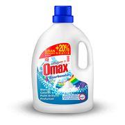 Detergent lichid rufe OMAX Bicarbonato 3L - 60 spalari