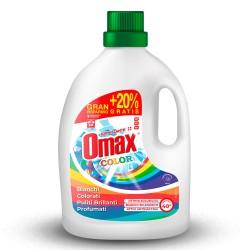 Detergent lichid rufe OMAX Colore 3L - 60 spalari