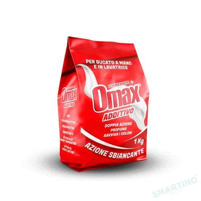 Aditiv cu dubla actiune de albire OMAX 1kg