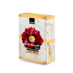 Sapun de toaleta parfumat DOXA 100gr. LOVELY MOMENTS