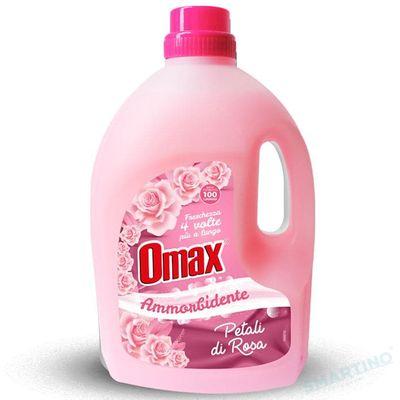 Balsam rufe OMAX Petali di Rosa 3L - 100 spalari