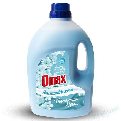 Balsam rufe OMAX Freschezza Alpina 3L - 100 spalari