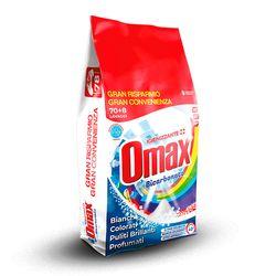 Detergent praf OMAX Bicarbonato 4.68 kg - 78 spalari