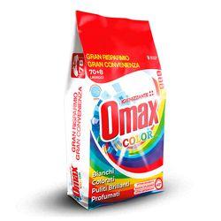 Detergent praf OMAX Colore 4.68 kg - 78 spalari