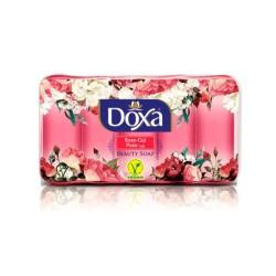 Sapun de toaleta DOXA Ekopack 5x55gr. Rose