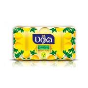 Sapun de toaleta DOXA Ekopack 5x55gr. Lemon