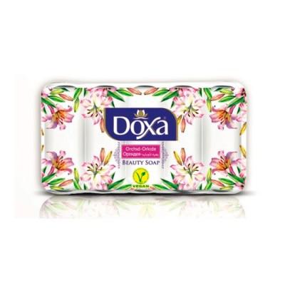 Sapun de toaleta DOXA Ekopack 5x55gr. Orchid